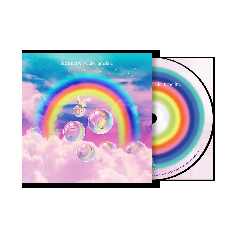 Slothrust - Parallel Timeline - CD + Digital Download