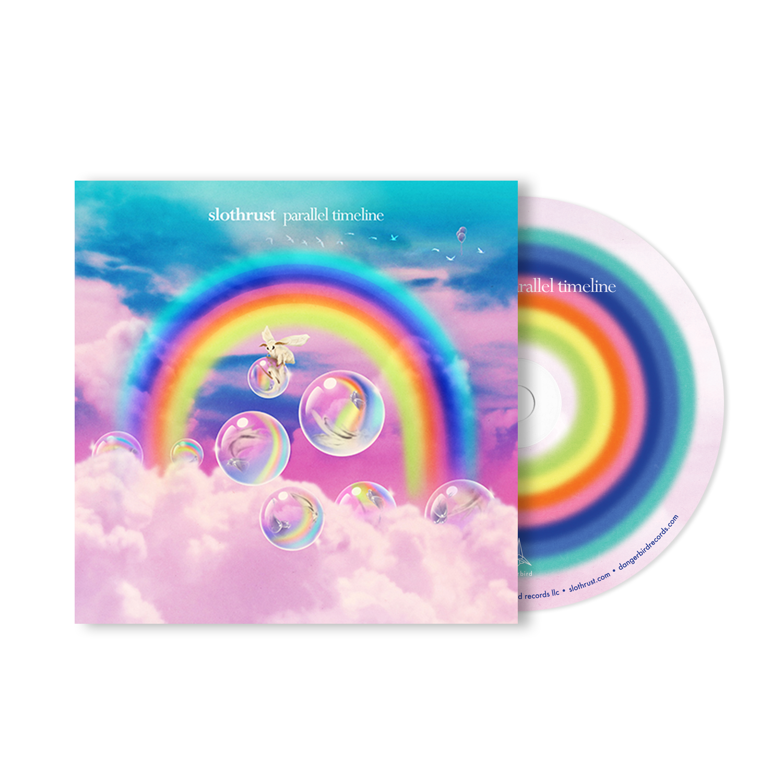 Slothrust - Parallel Timeline - CD Bundle