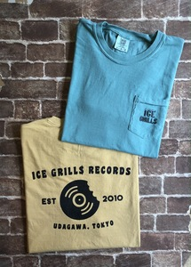 ICE GRILL$ - Record T-shirt
