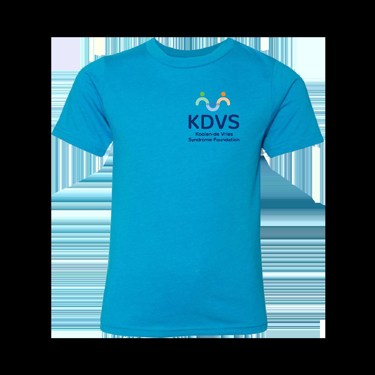 KDVS - Youth Short Sleeve Crew Tee