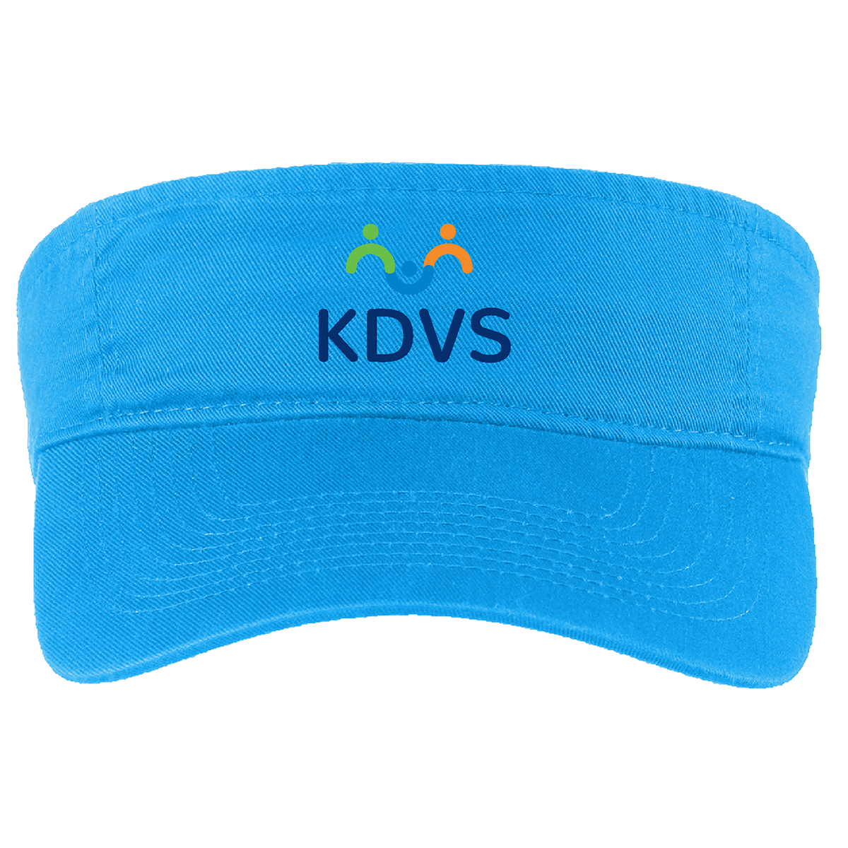 KDVS - Embroidered Visor