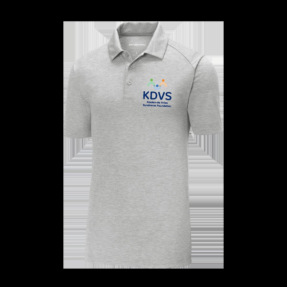 KDVS - Sport-Tek Tri-Blend Wicking Polo