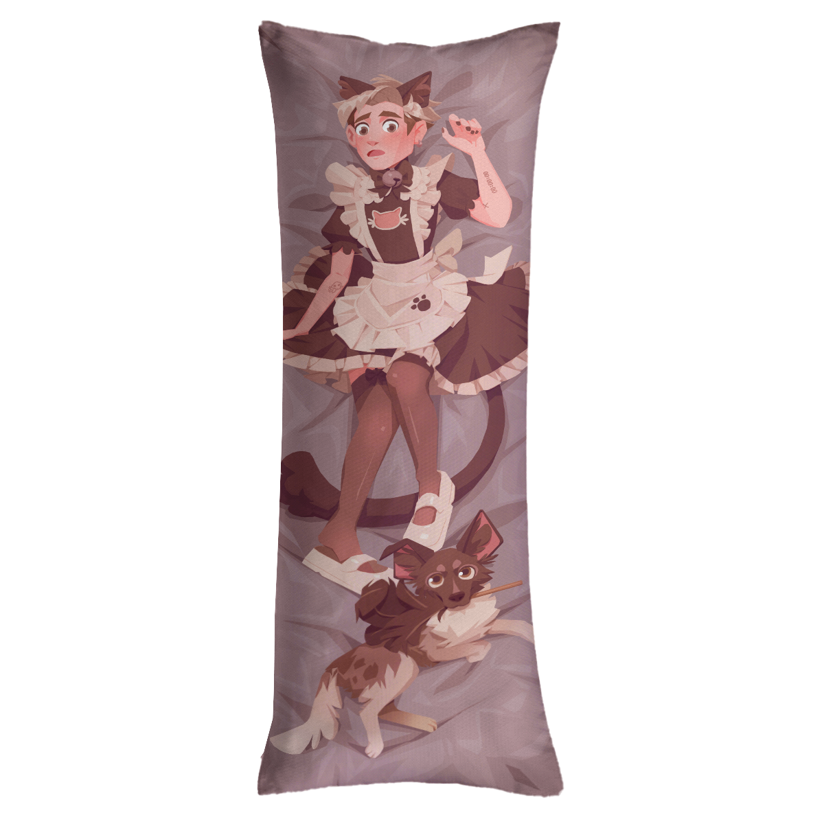 Cranky Body Pillow