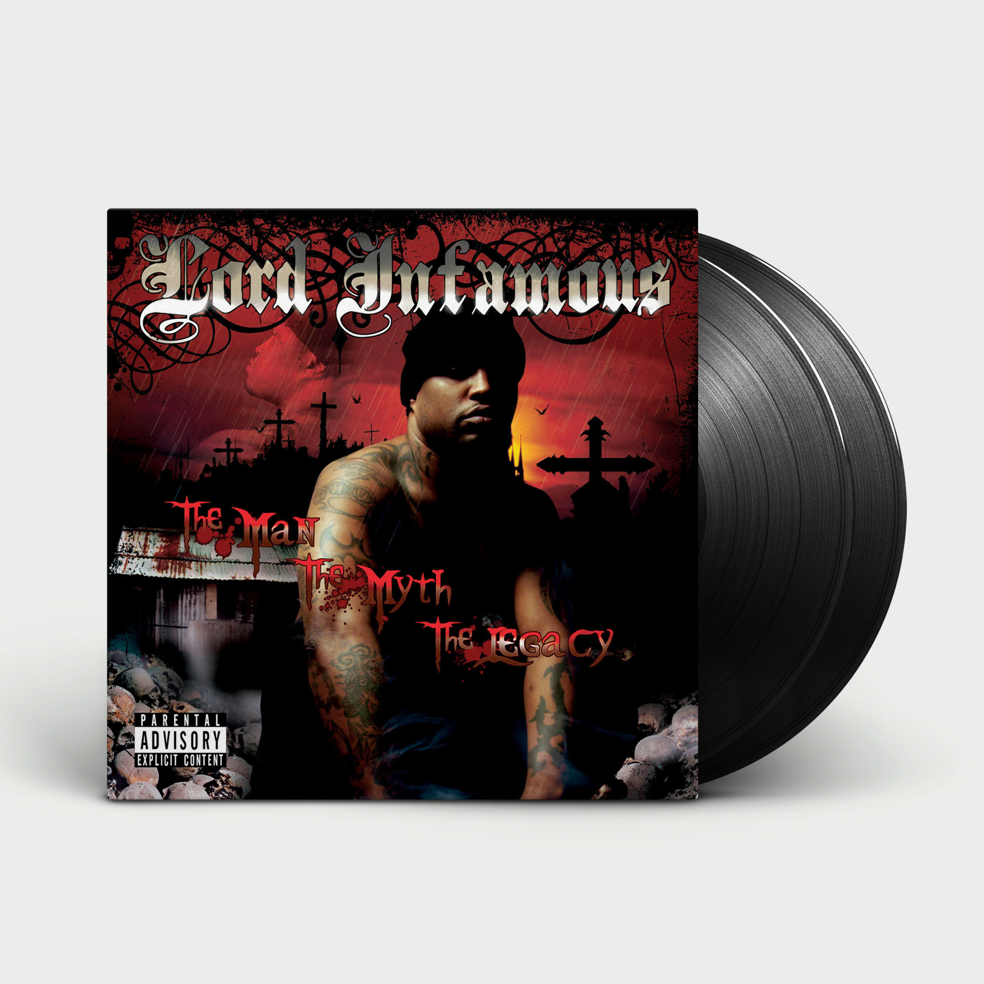 Lord Infamous - The Man, The Myth, The Legacy (VIP Bundle)
