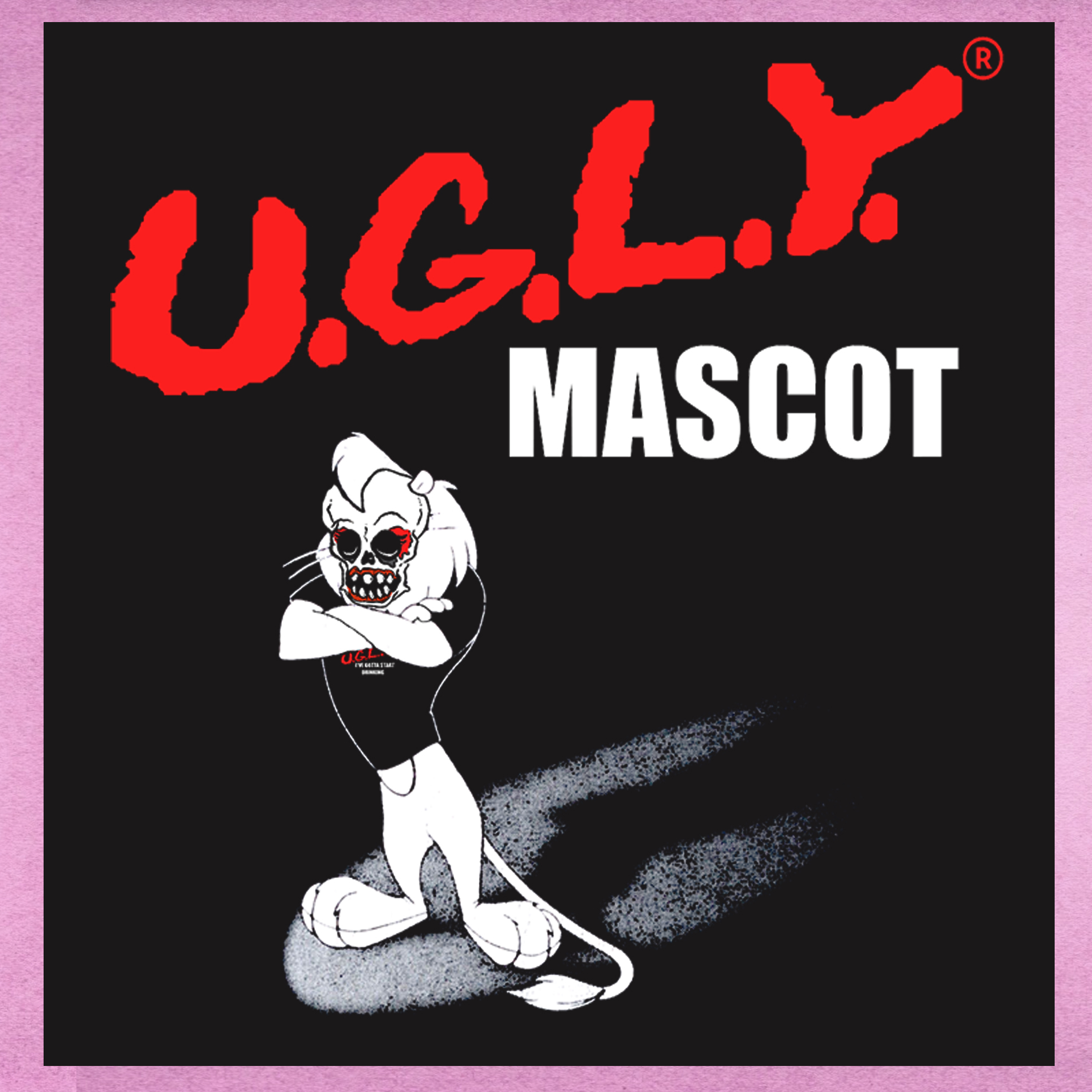 Ugly Mascot - 'You Let Him Down' Tee