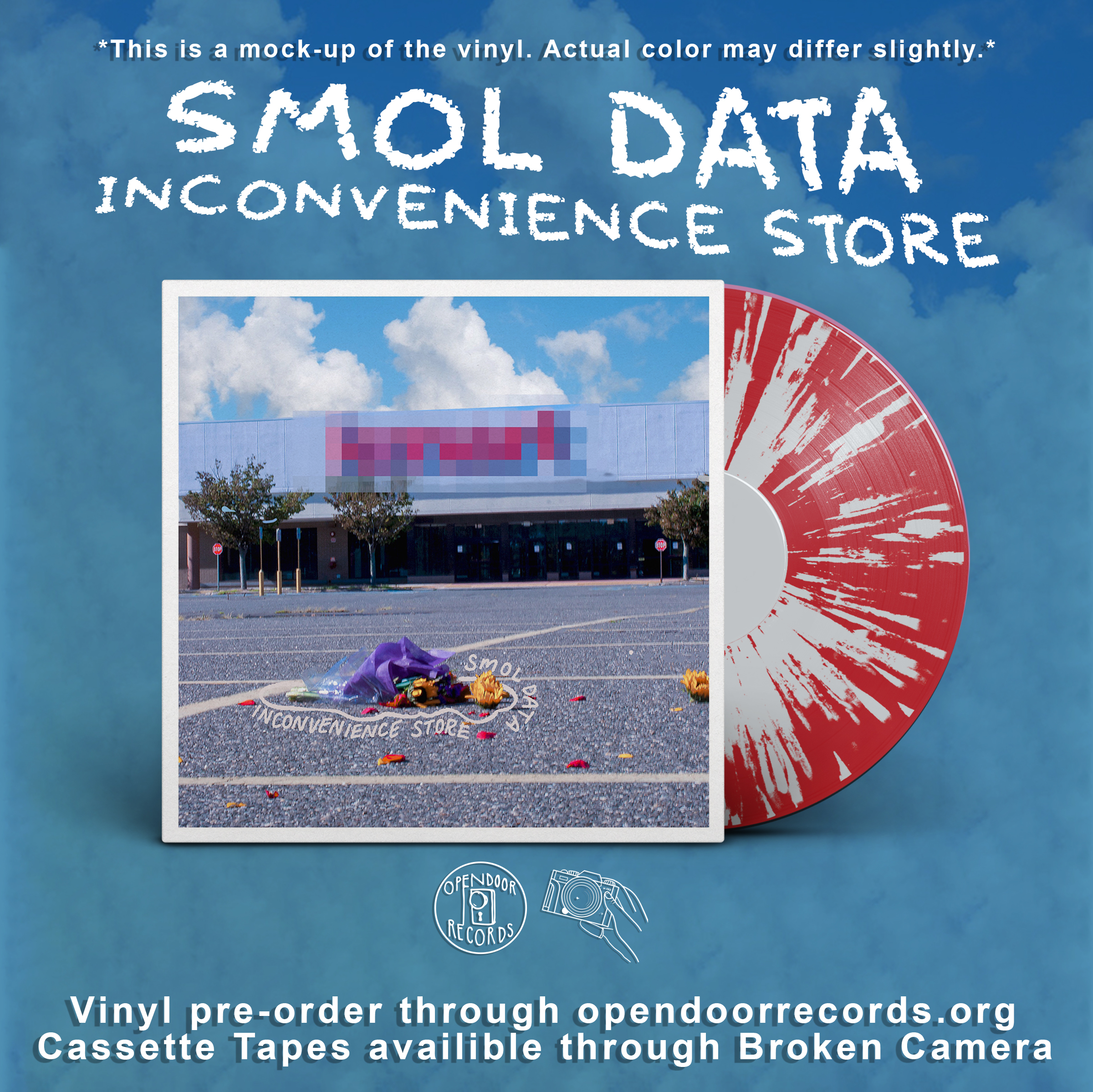 Smol Data - Inconvenience Store LP