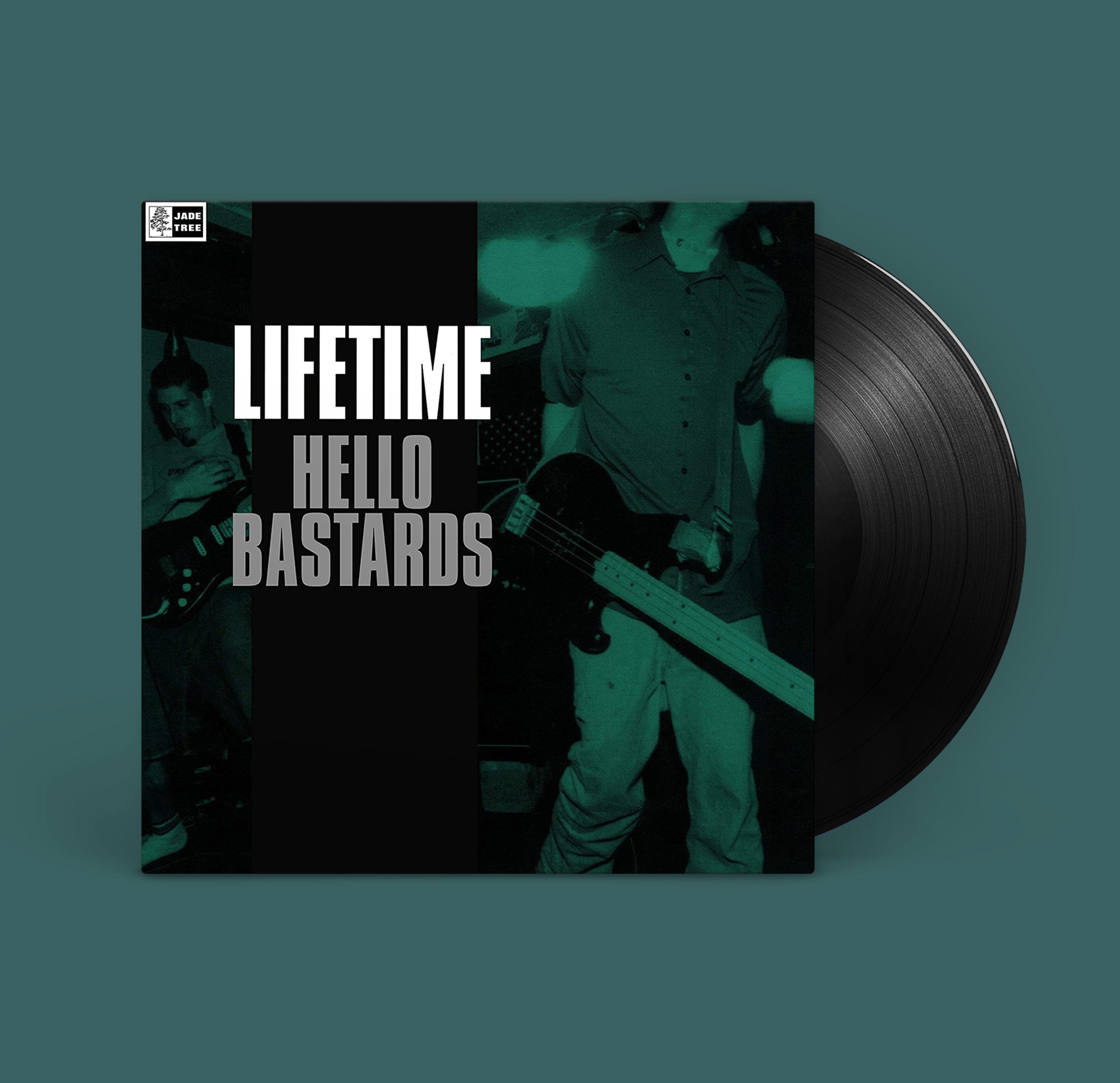 Lifetime - Hello Bastards [Vinyl, LP]