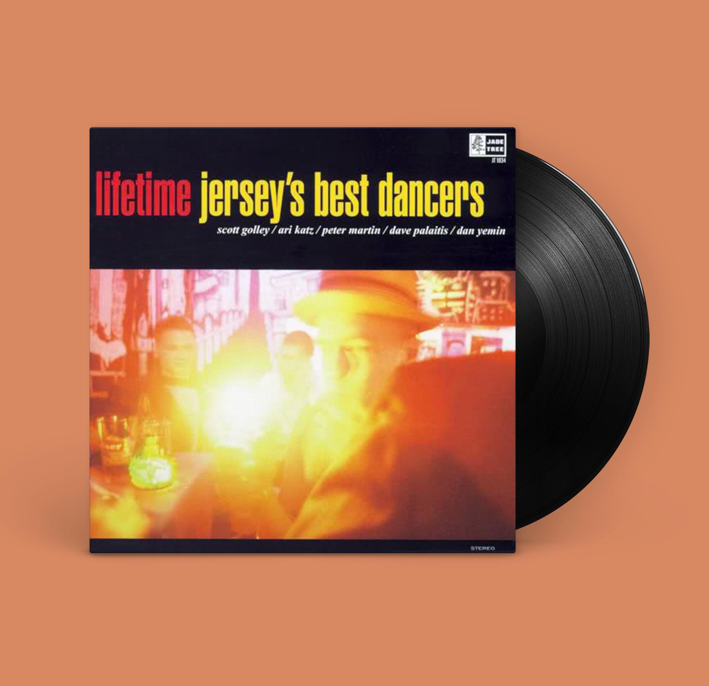 Lifetime - Jersey's Best Dancers [Vinyl, LP]