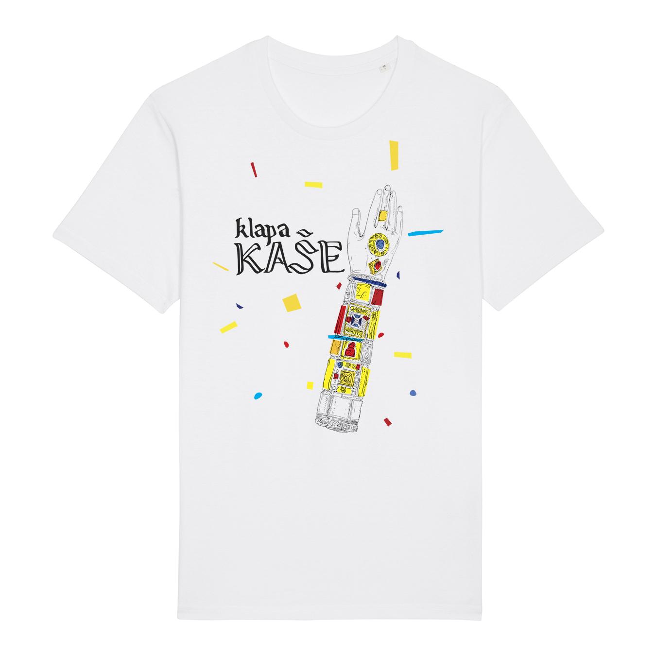 KLAPA KAŠE - MIsa svetoga Vlaha - T-Shirt
