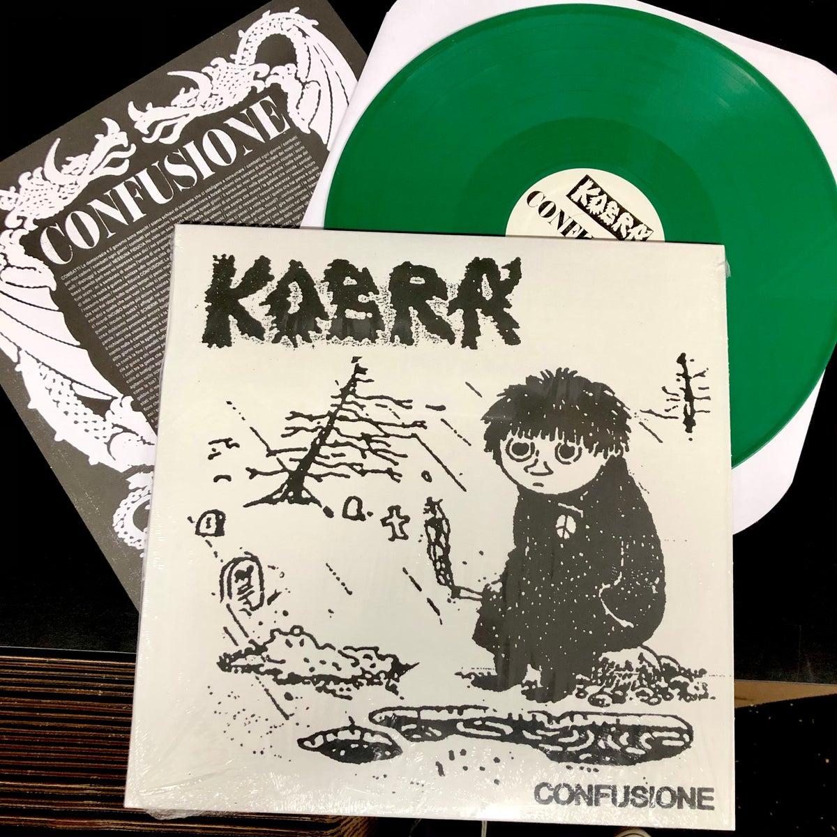 KOBRA - Confusione LP
