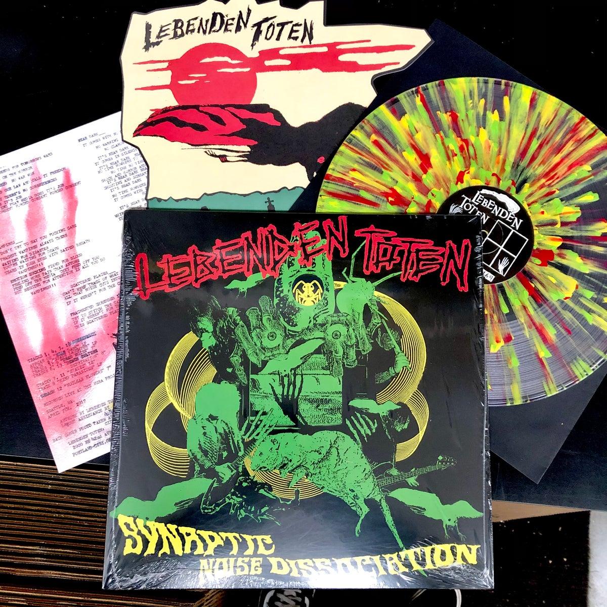 LEBENDEN TOTEN - Synaptic Noise Dissociation LP