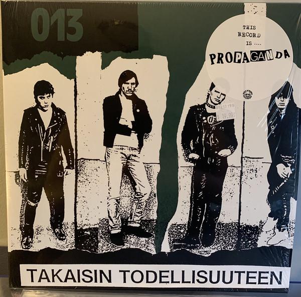 013 - Takaisin Todellisuuteen LP