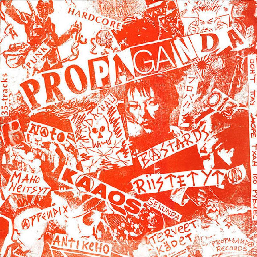 V/A - Russia Bombs Finland LP