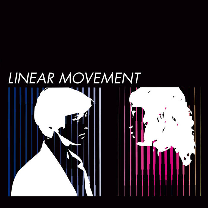 LINEAR MOVEMENT - On The Screen LP
