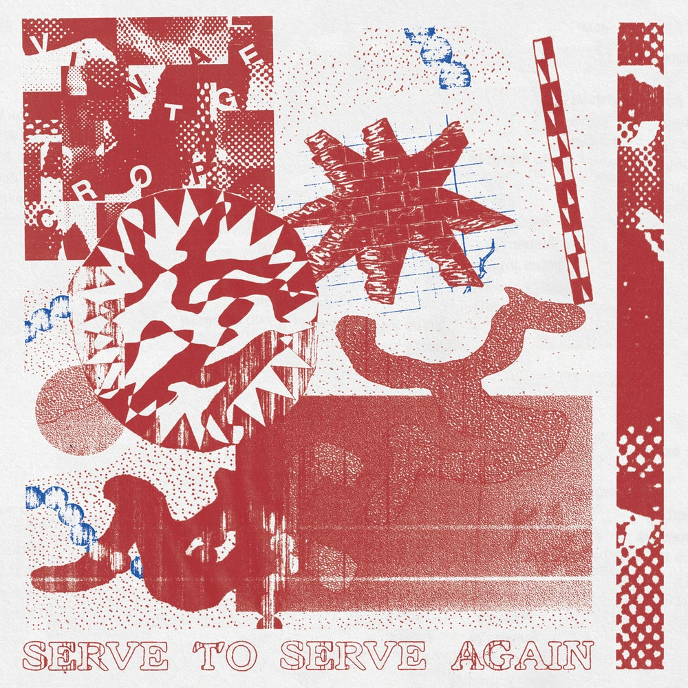 VINTAGE CROP - Serve To Serve Again LP