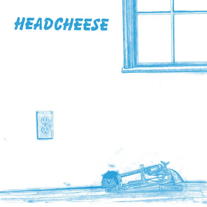 HEADCHEESE - S/T LP