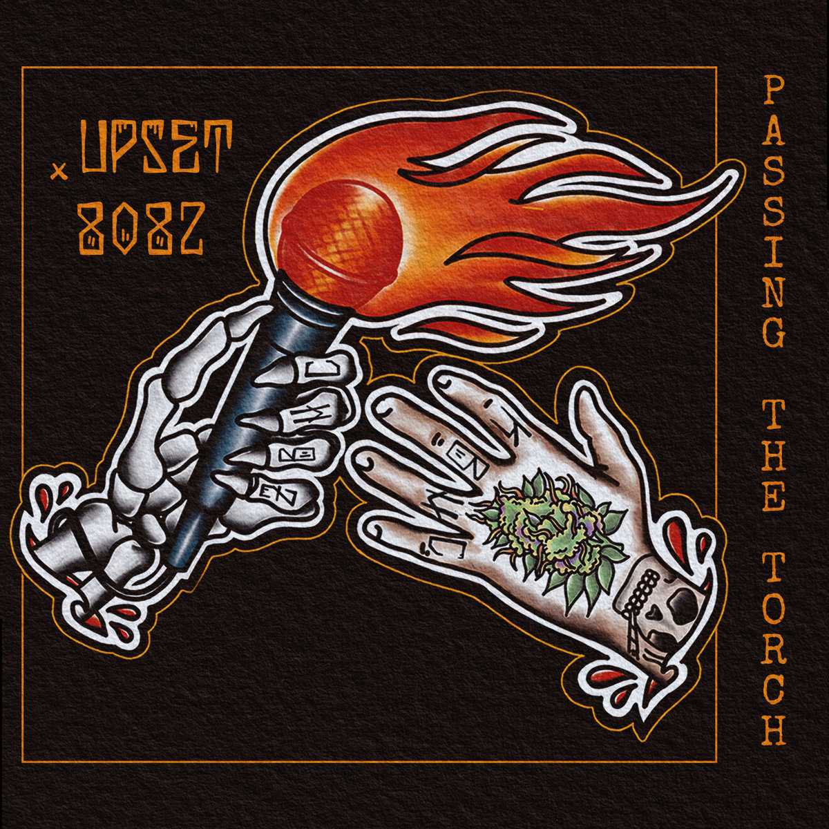 .UPSET / 8082 - Passing the Torch