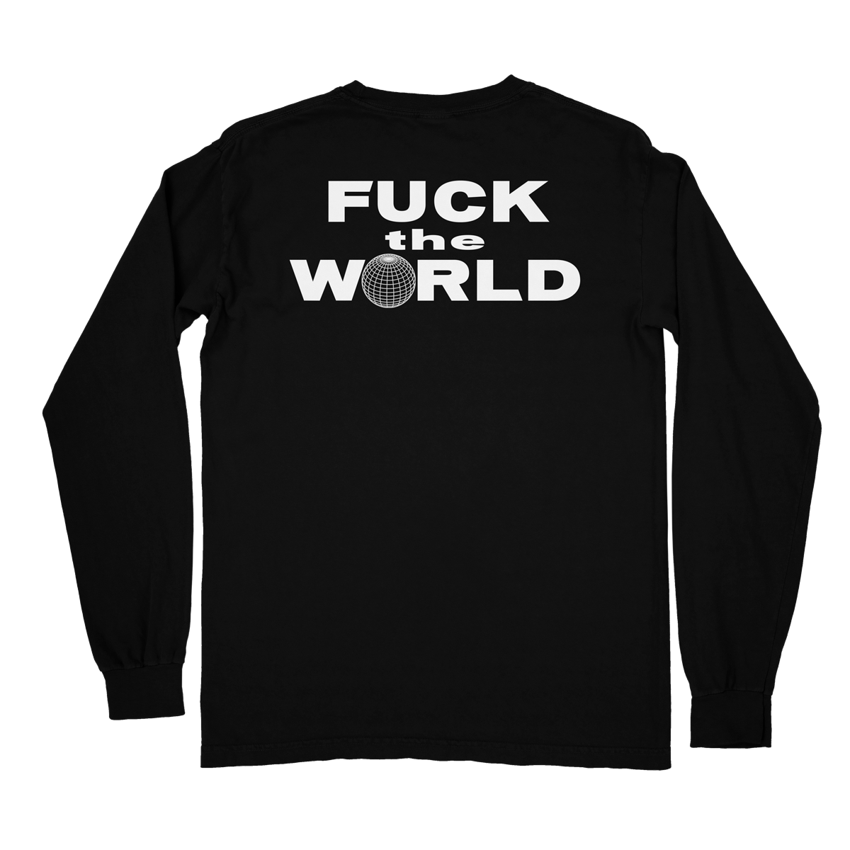 FTW Long Sleeve - Black