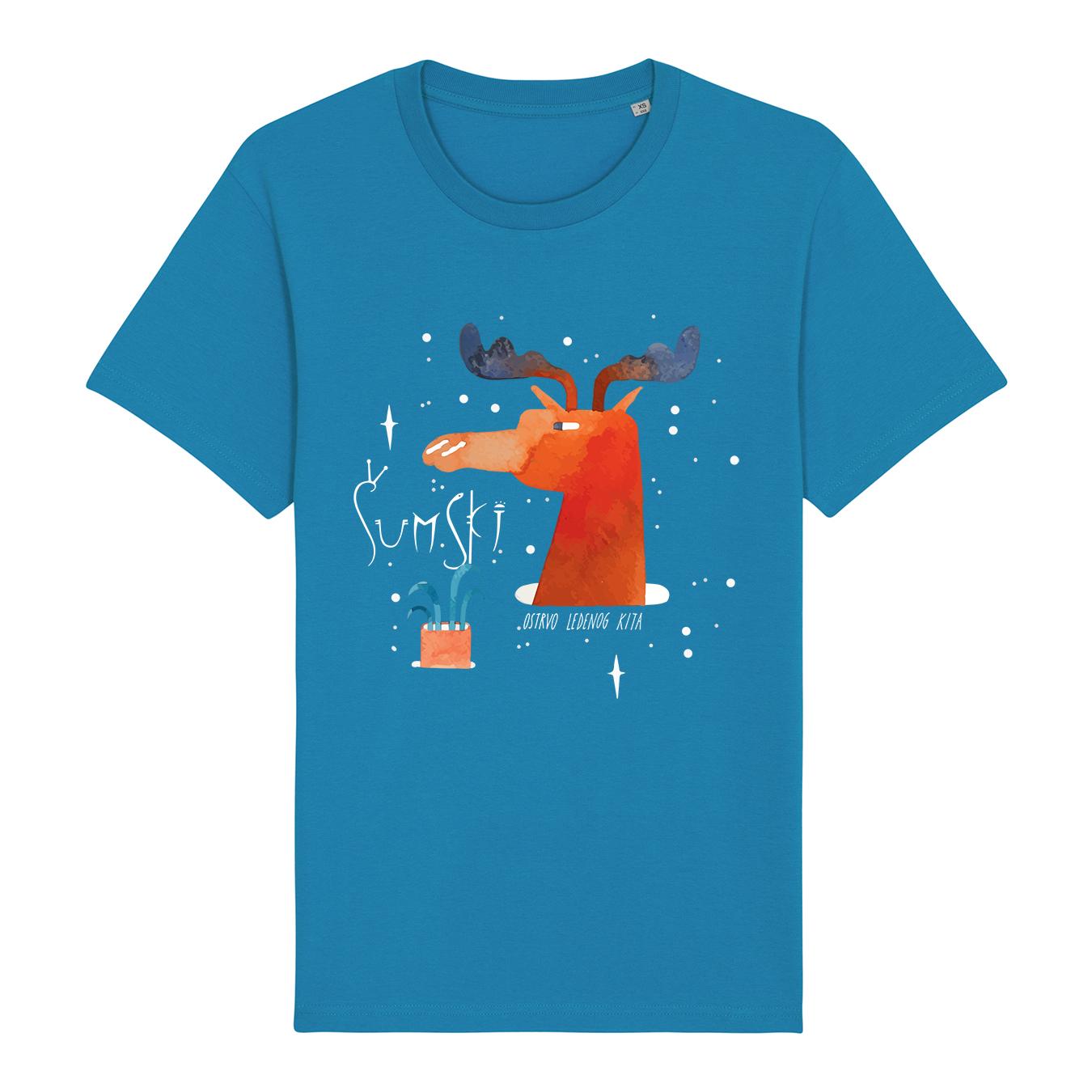 ŠUMSKI - Ostrvo ledenog kita - T-Shirt