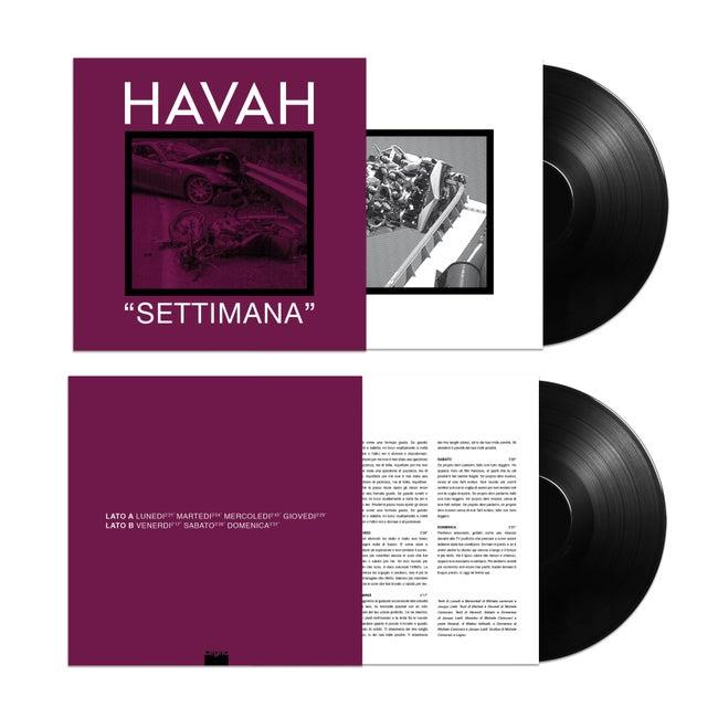 Havah - Settimana LP/CD