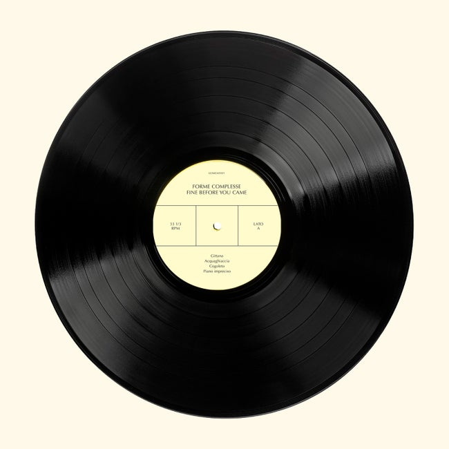 Fine Before You Came - Forme complesse LP