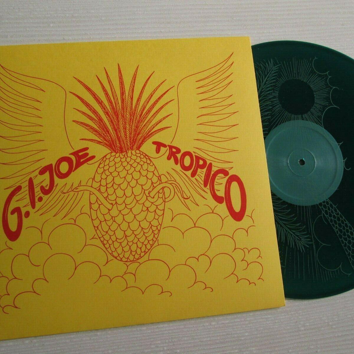 G.I. Joe - Tropico LP