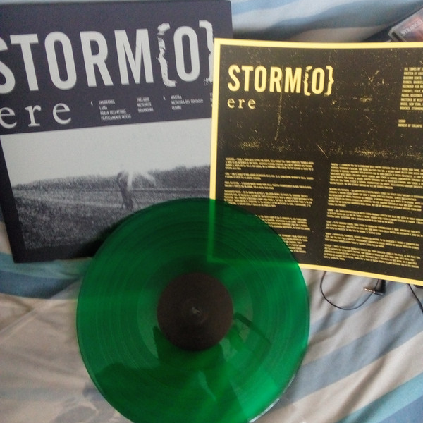 Storm{O} ‎– Ere LP/CD/MC