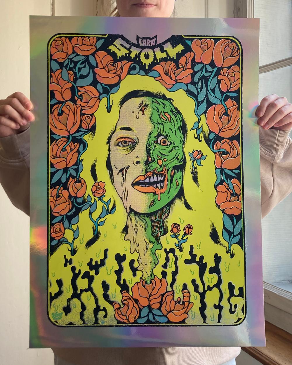ZOMBIE ZISCHTIG | Lara Stoll