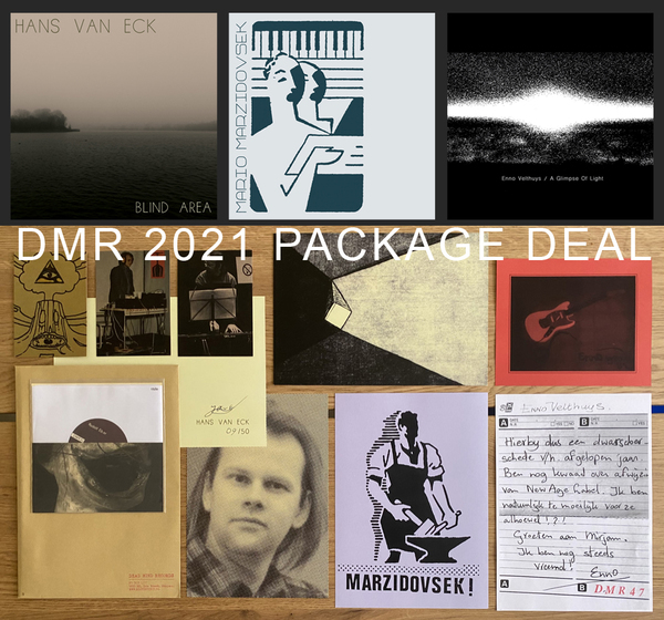 DMR 2021 Package package (limited to 50 copies)