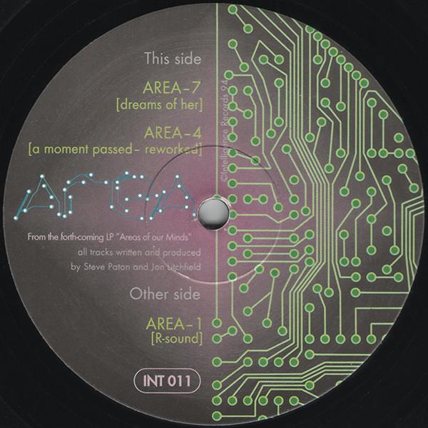 Area – Area 1 (Intelligence Records)