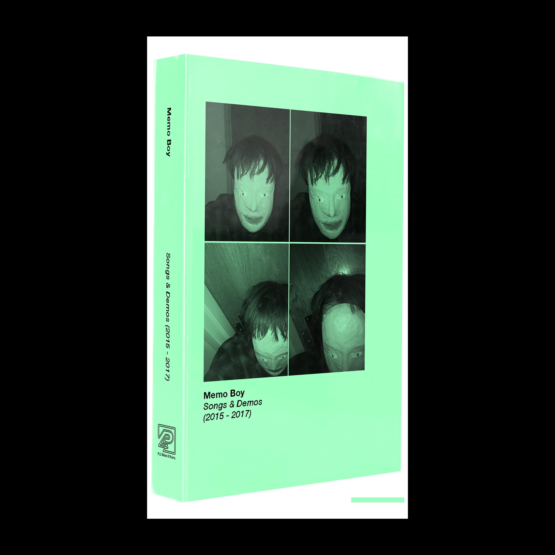 Memo Boy - Songs & Demos 2015-2017 Cassette