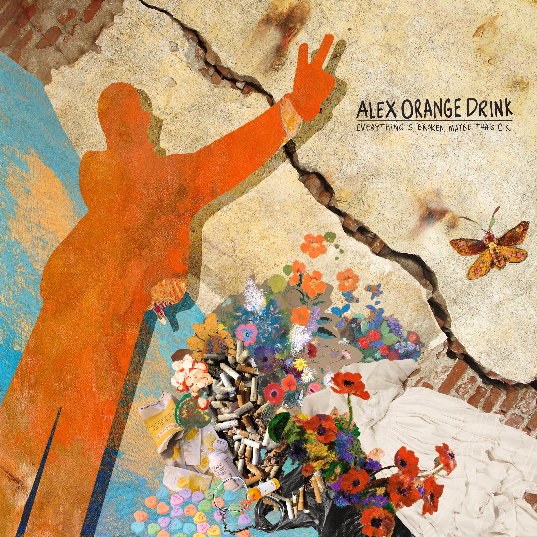 The Alex Orange Drink LP Discography