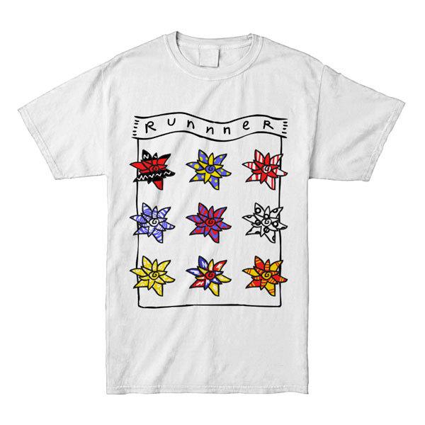 Runnner - Flower Tapestry Shirt