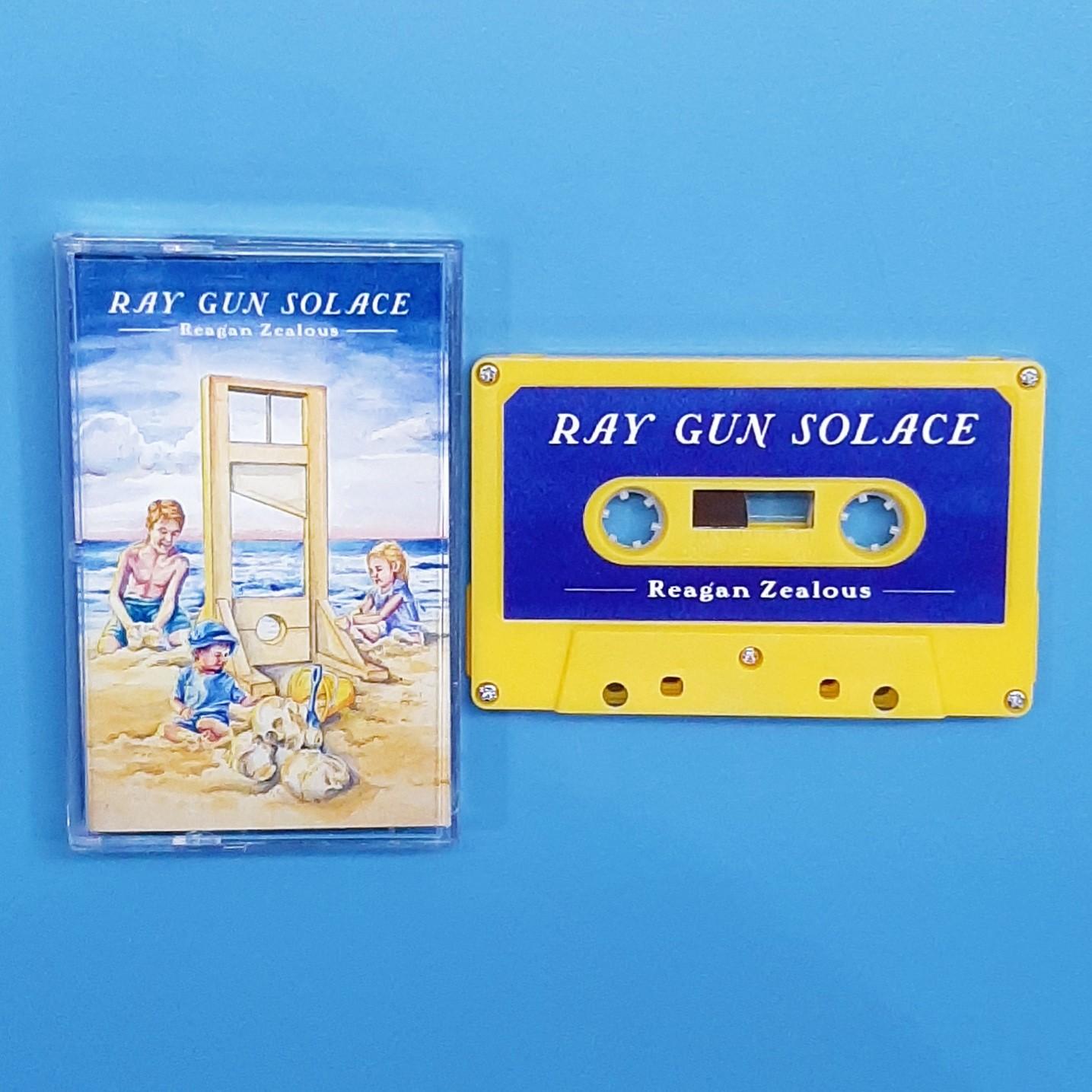 Ray Gun Solace - Reagan Zealous (Friend Club Records)