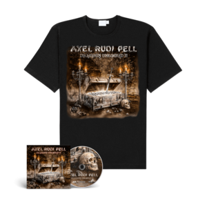 Axel Rudi Pell - Diamonds Unlocked II (CD + Shirt