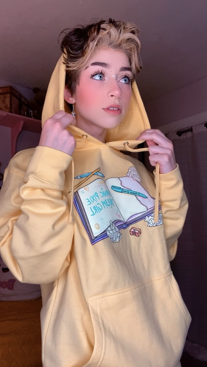 Manic Pixie Dream Girl Hoodie