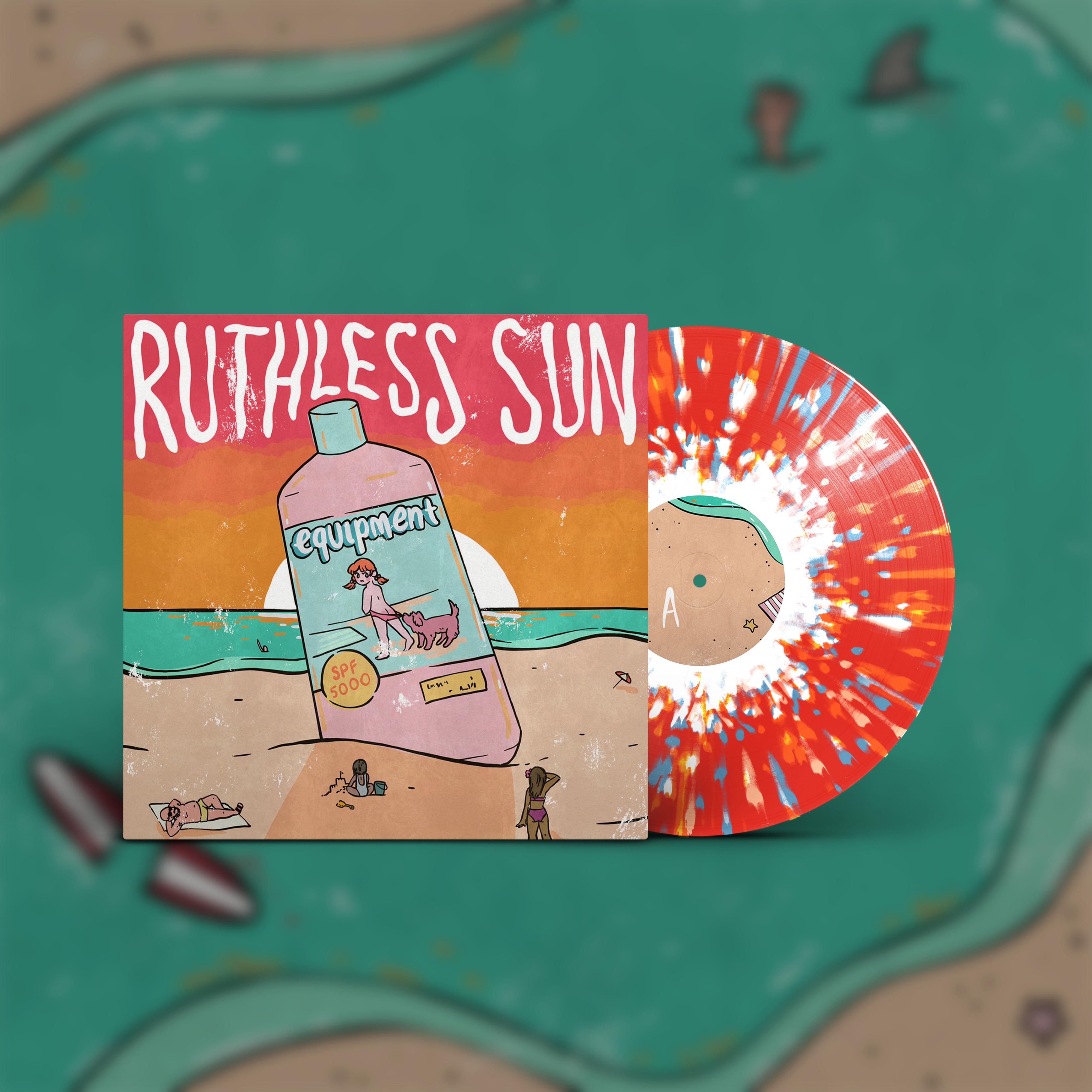 Ruthless Sun LP 12