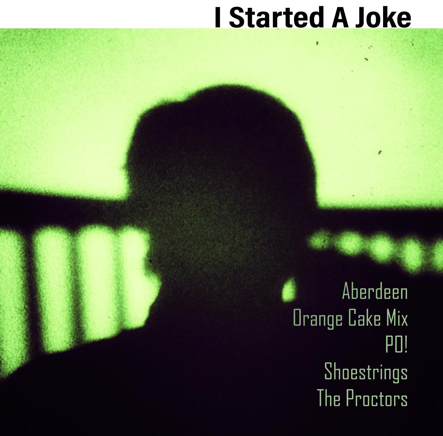 I Started A Joke - A Sunday Records Compilation CD