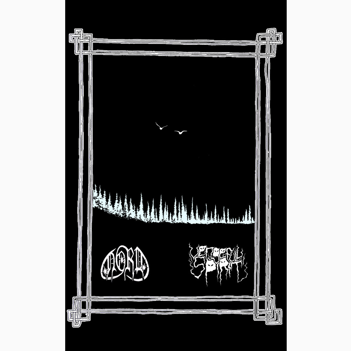 NORD / VENGEFUL SPIRIT - Split