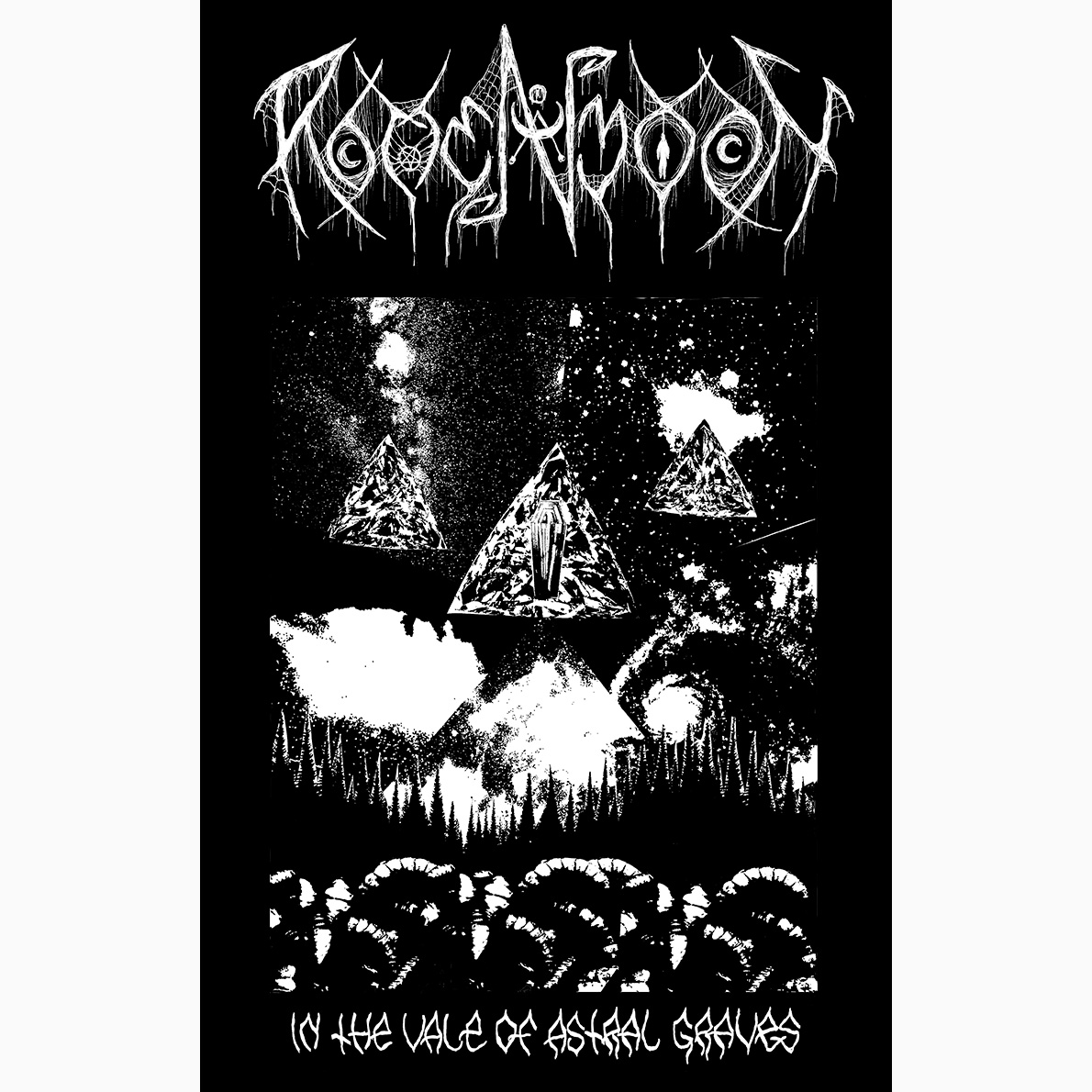 ROTTEN MOON - In the Vale of Astral Graves