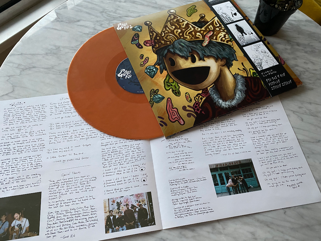 Good Kid 2 Vinyl (Choice of Signed or Unsigned)
