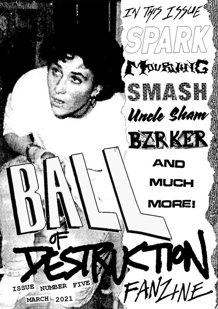 Ball Of Destruction #5