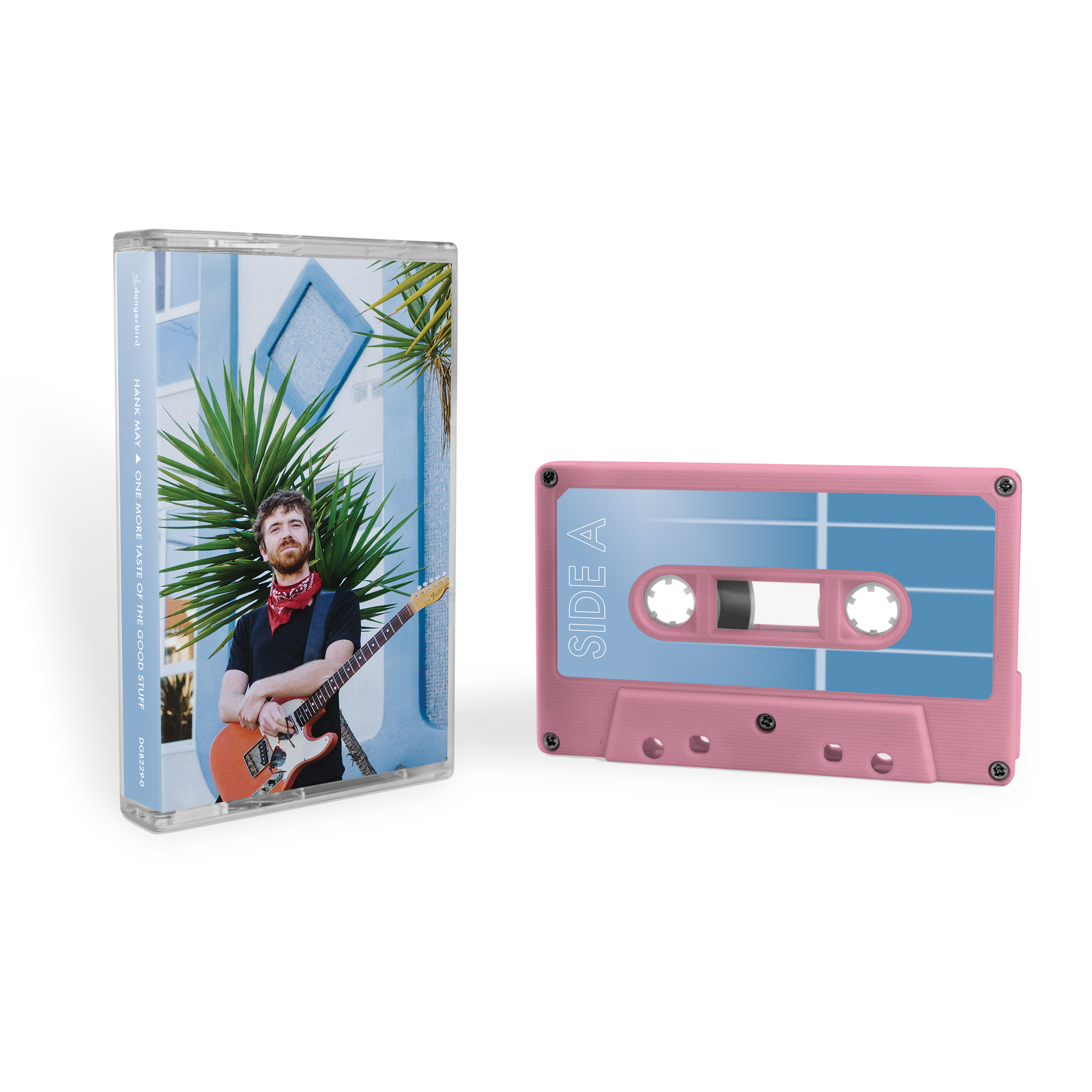 Hank May - One More Taste of the Good Stuff - Cassette + Shirt Bundle