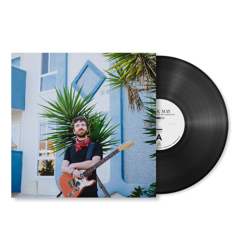 Hank May - One More Taste of the Good Stuff - Vinyl LP + Shirt Bundle