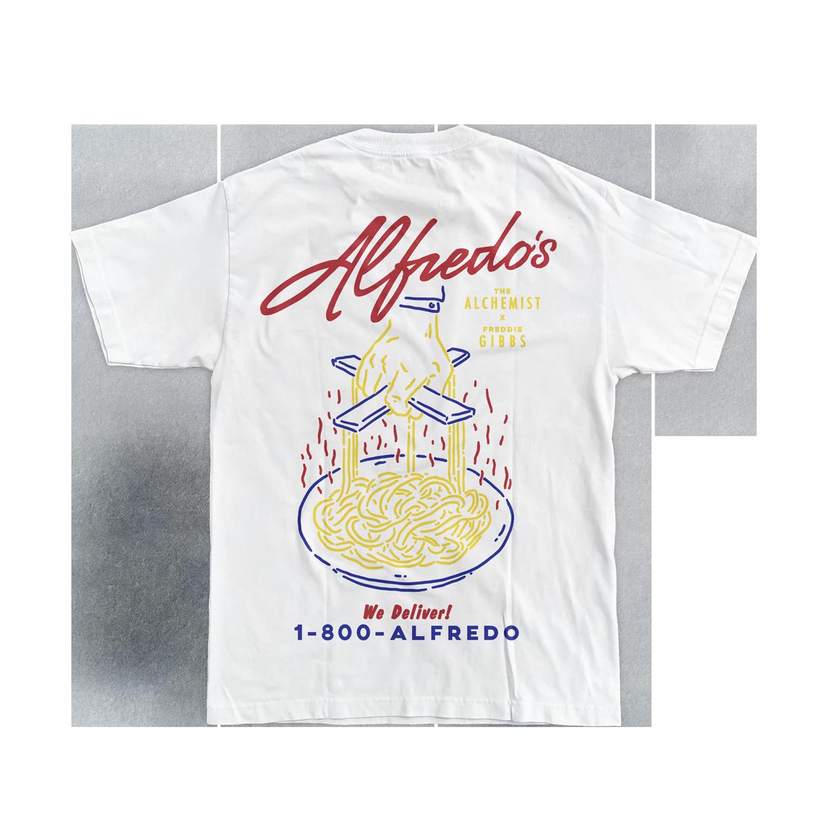 Alfredo's Restaurant Tee V2