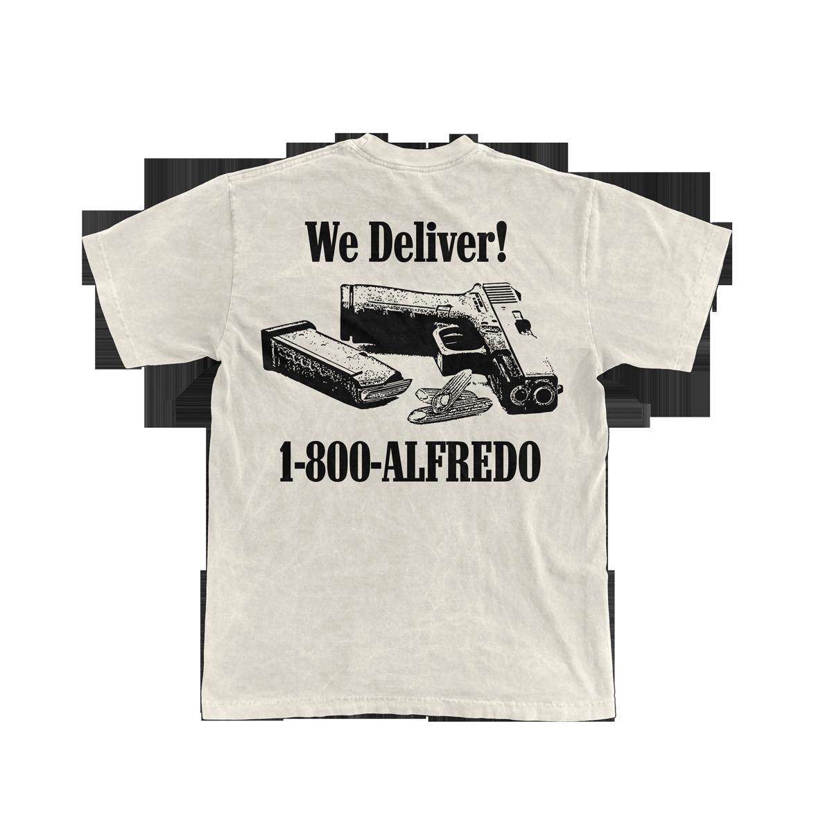 Alfredo's We Deliver! Tee