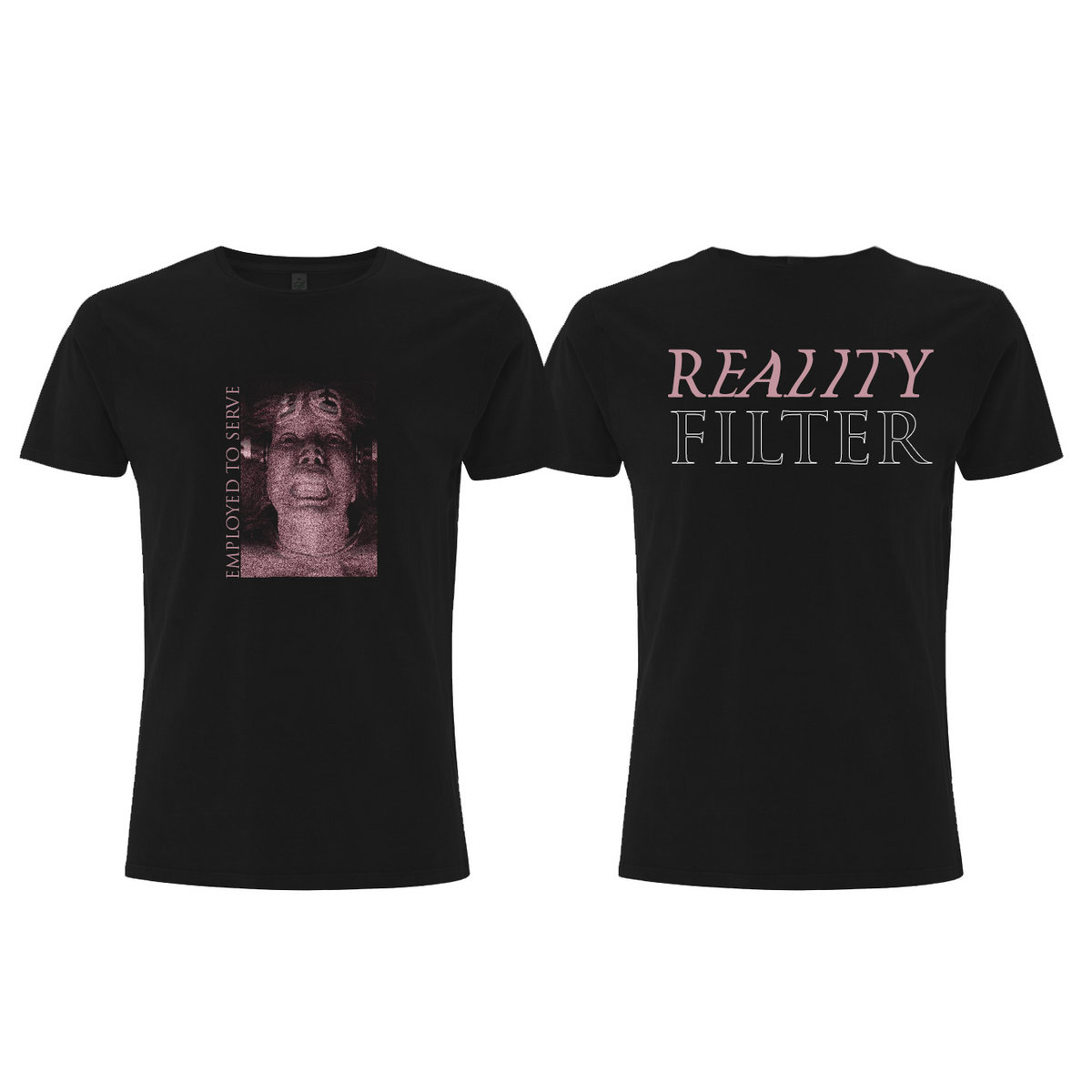 Reality filter (Earthpositive) shirt