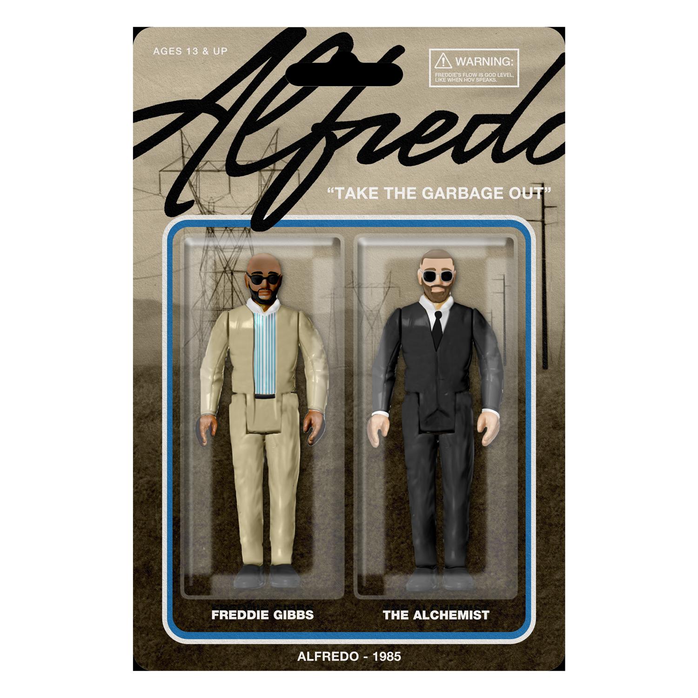 Alfredo Action Figure Set
