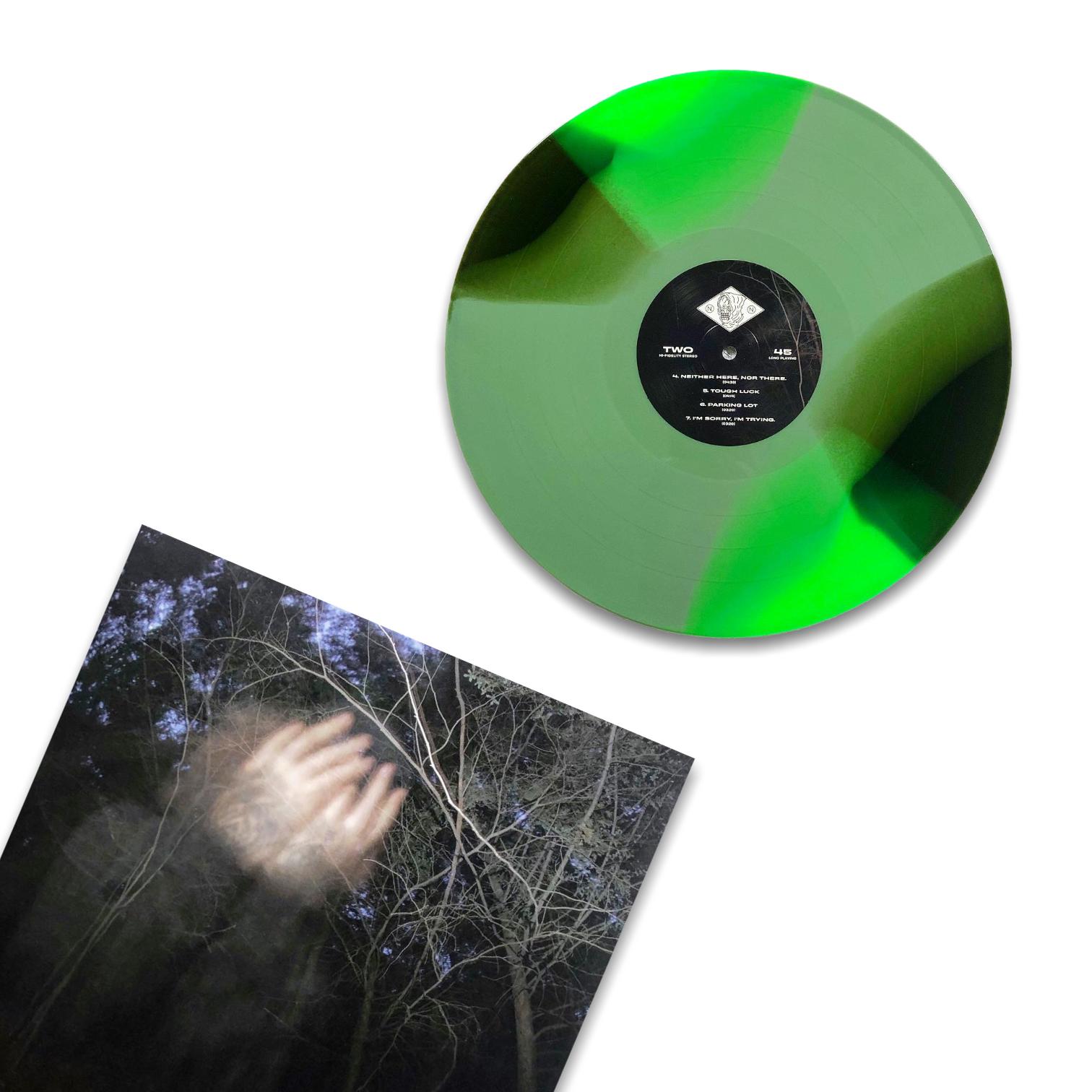 The Singles - Green Twister Vinyl