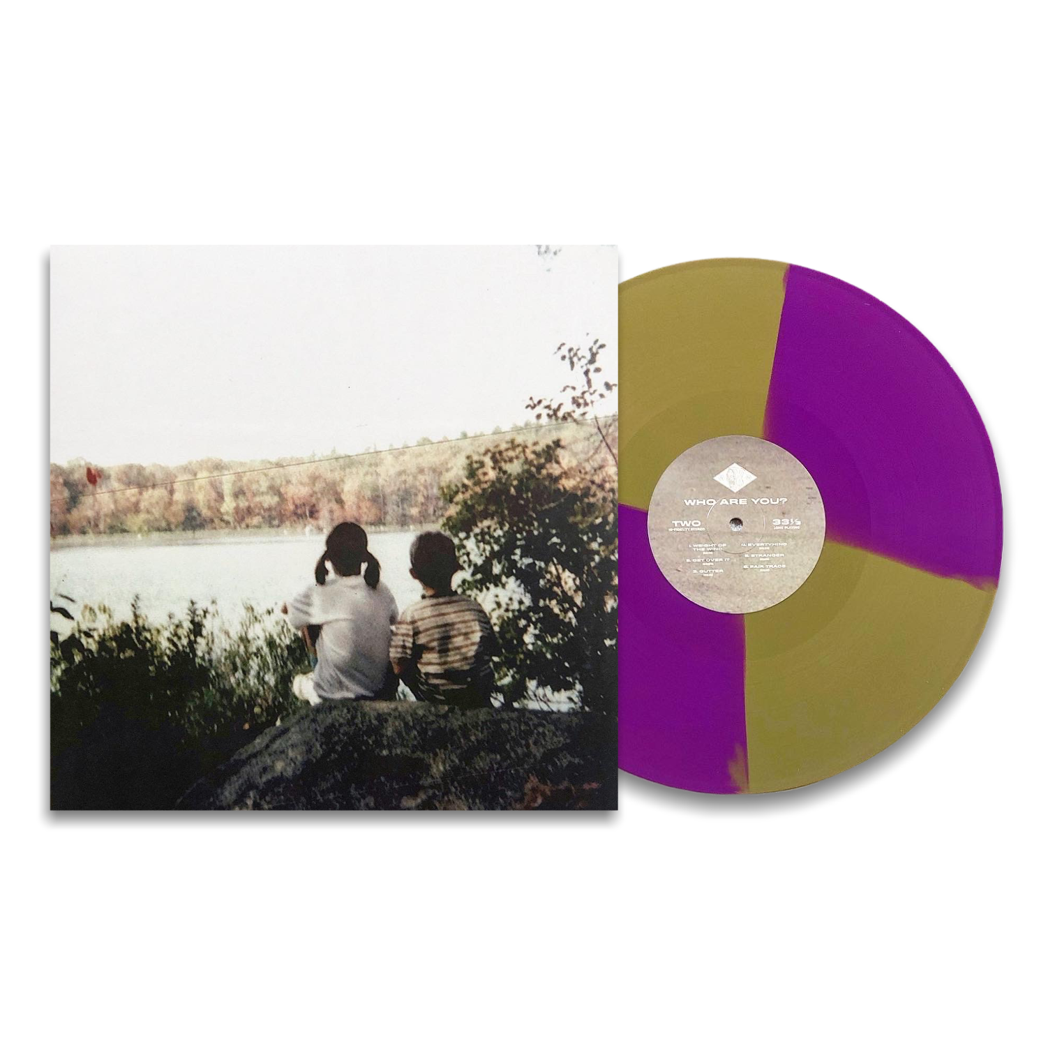 Three LP Bundle (NN LP, Bummer/Who Are You LP, The Singles LP)